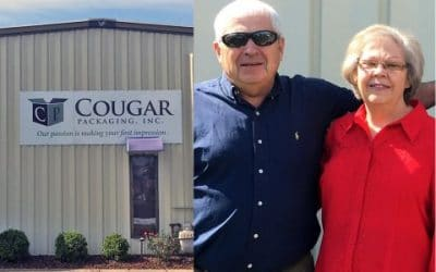 Rusken Packaging Acquires Clarksville, TN Based Cougar Packaging