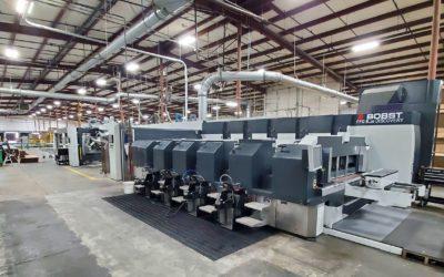 Increased Capacity at Conyers, GA and Jackson, MS Facilities
