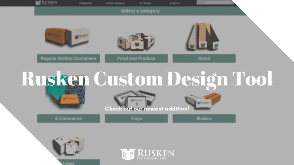 Rusken Custom Design Tool