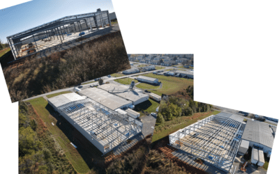 Clarksville, TN Facility Expansion On Track