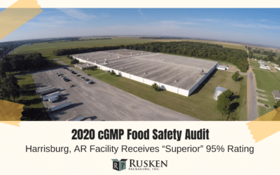 """Superior"" Food Safety Audit Score for Harrisburg, AR Facility"