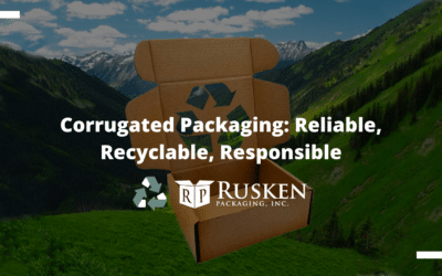 Corrugated Packaging: Reliable, Recyclable, Responsible