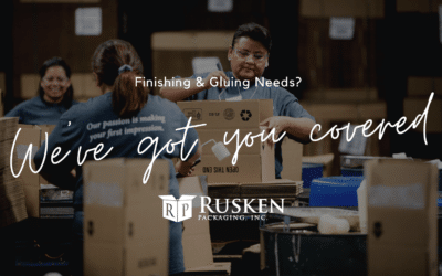 Finishing and Gluing Needs? We have you covered.