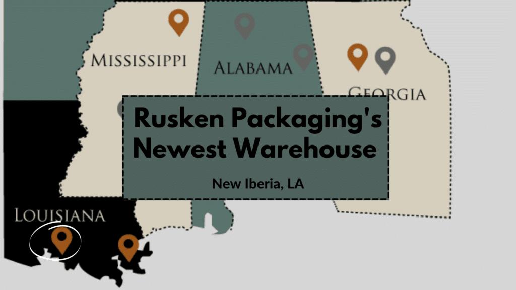 Louisiana Warehouse