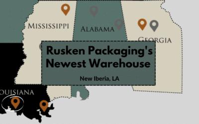 New Warehouse Facility Added in Lafayette, LA