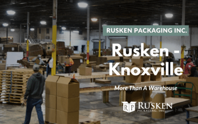 Rusken-Knoxville: More than a Warehouse