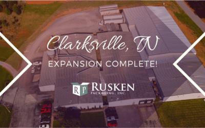 Clarksville, TN Expansion Complete