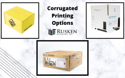 3 Options for Printing on Corrugated Boxes