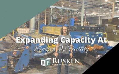 Expanding Capacity at Jackson, TN Facility