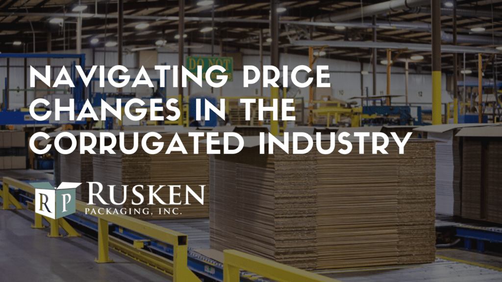 Navigating Corrugated Industry Price Increases