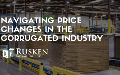 Navigating Price Changes in the Corrugated Industry