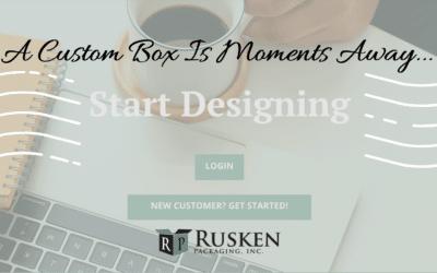 A Custom Box is Moments Away