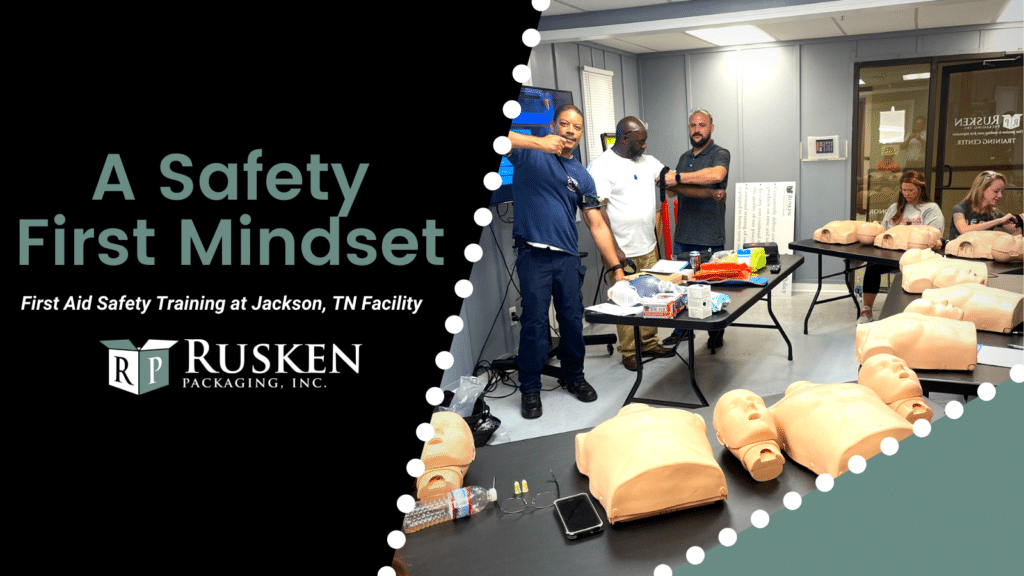 Safety First Mindset Jackson TN