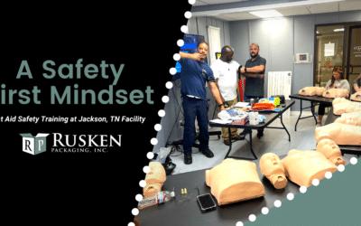 A Safety-First Mindset