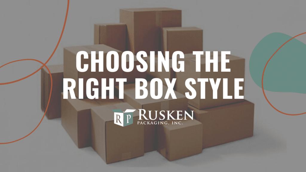 Box Styles