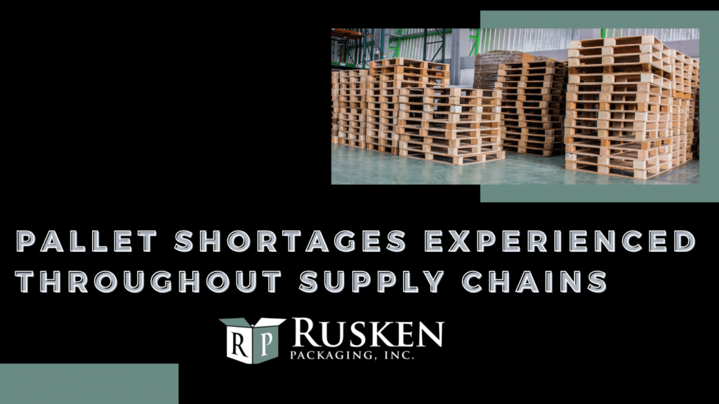 Supply Chain Pallet Shortage