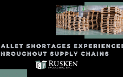 Pallet Shortages Experienced Throughout Supply Chains