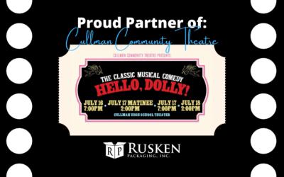 Proud Partner of Cullman Community Theatre