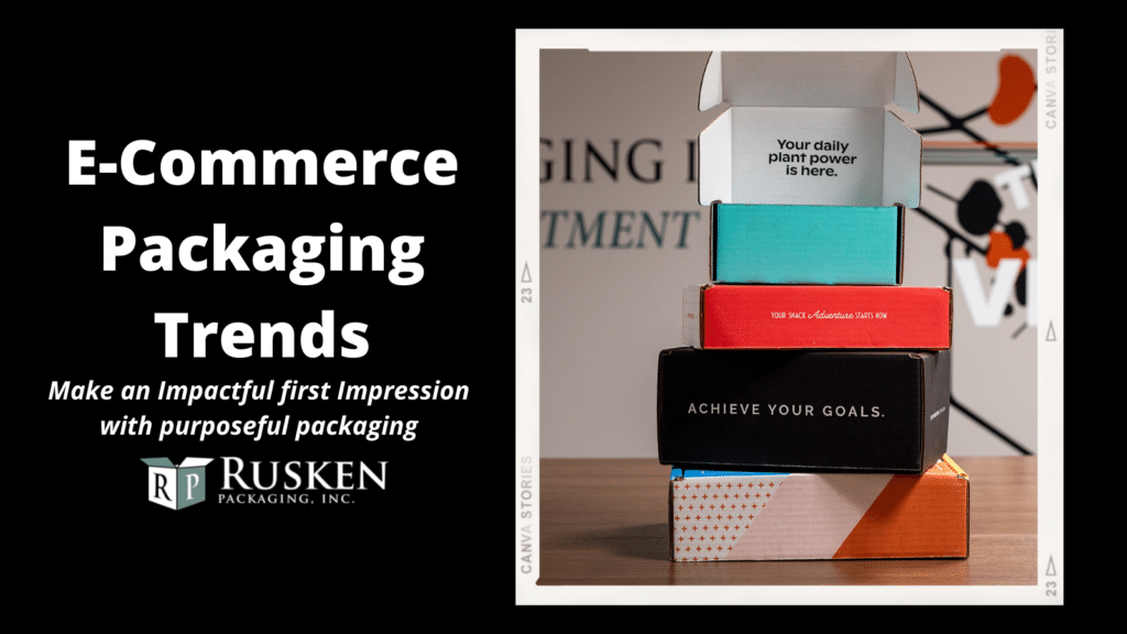 Ecommerce Packaging Trends
