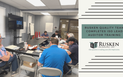 Rusken Quality Team Completes ISO Lead Auditor Training
