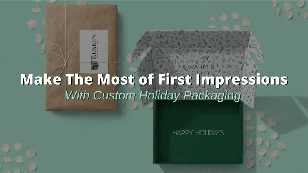 Holiday Corrugated Packaging
