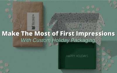 Make the Most of First Impressions with Custom Holiday Packaging